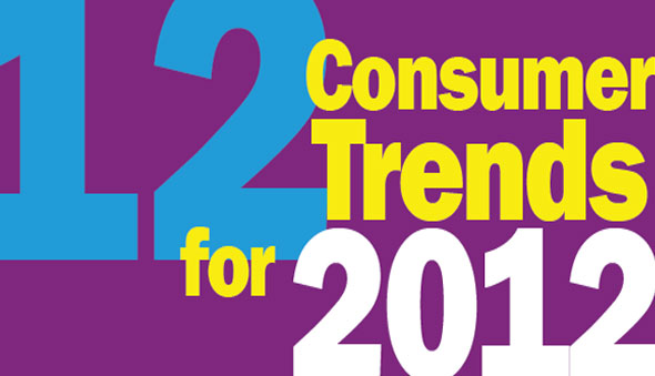 12 Consumer Trends for 2012