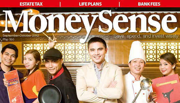 MoneySense Magazine's Sep-Oct 2012 issue