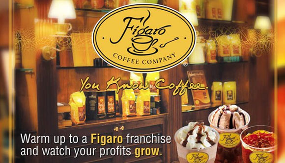 Figaro Is Now Open For Franchise