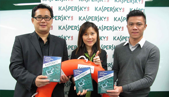 Photo of Kaspersky Lab Officers