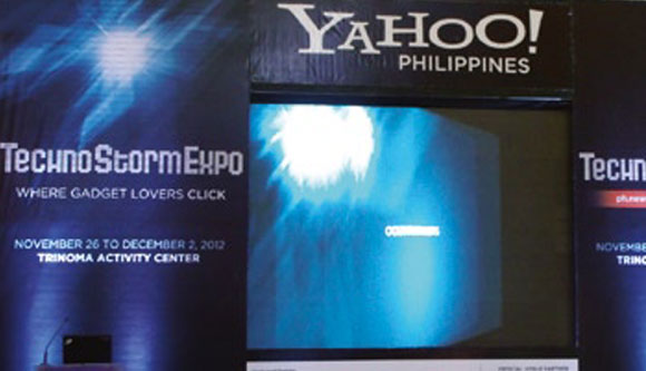Yahoo! Technostorm Holds Technostorm Expo