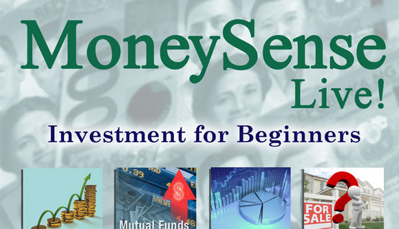 MoneySense Live! Investment for Beginners