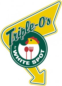 Triple O's By White Spot Hits The Right Spot