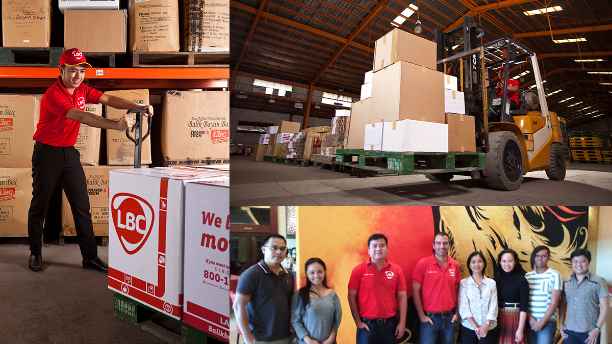 LBC Business Solutions - Warehouse Tour