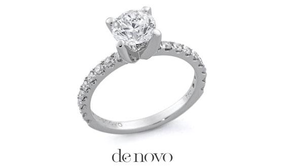 Novo Wedding Band 16 Beautiful Denovo Diaries Crystallizing A