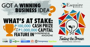 ESQUIRE Financing Inc. launches Fueling the Dream: Business Model Competition