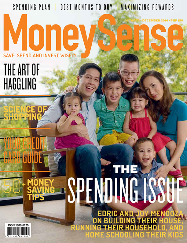 MoneySense 4th Quarter Issue 2014