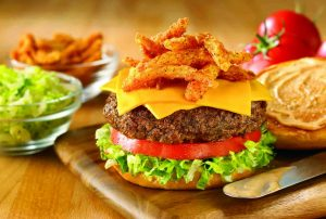 OUTBACK STEAKHOUSE Typhoon Burger