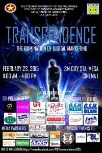 Transcendence: The Domination of Digital Marketing Post