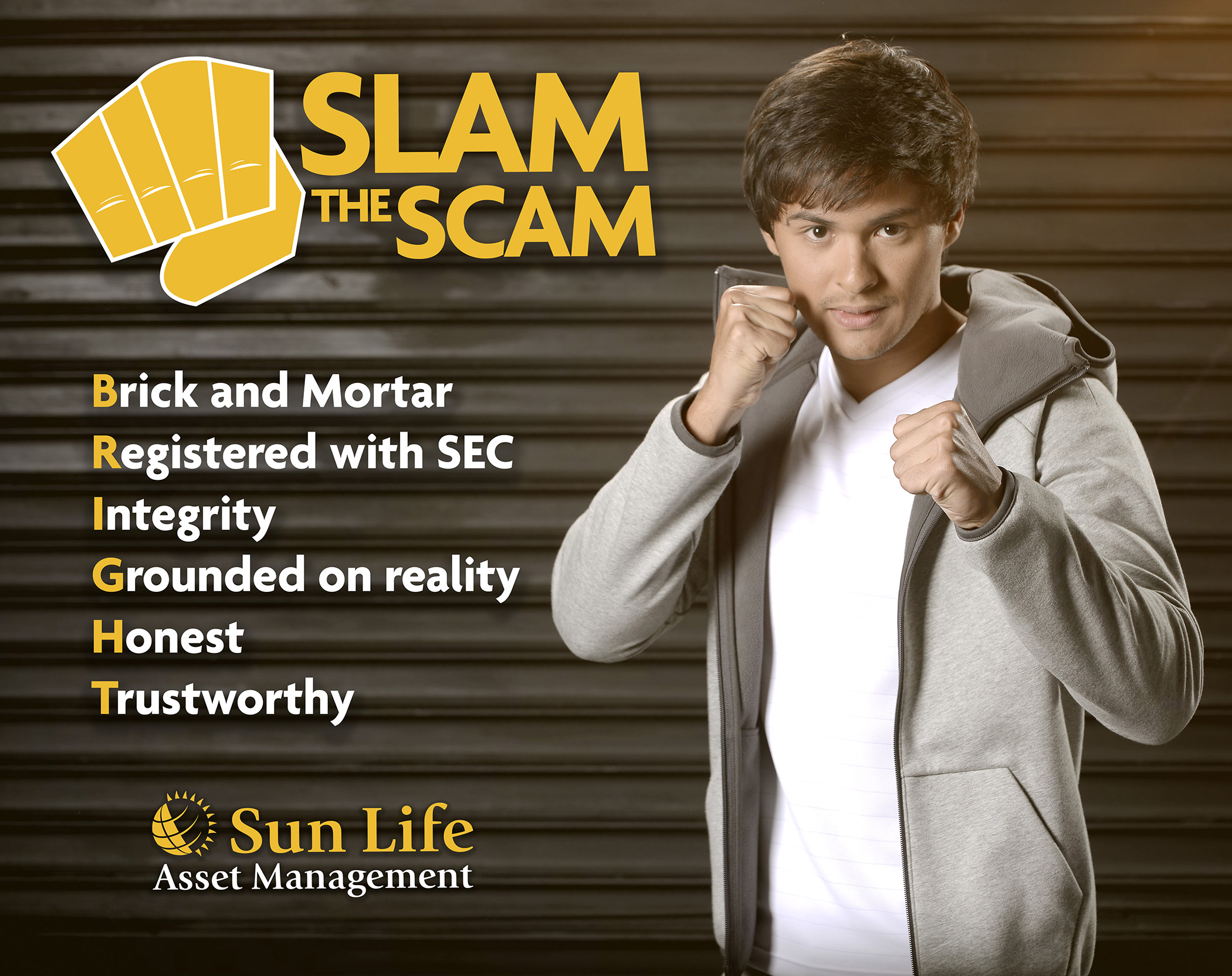 SLAMCI launches campaign against investment scams
