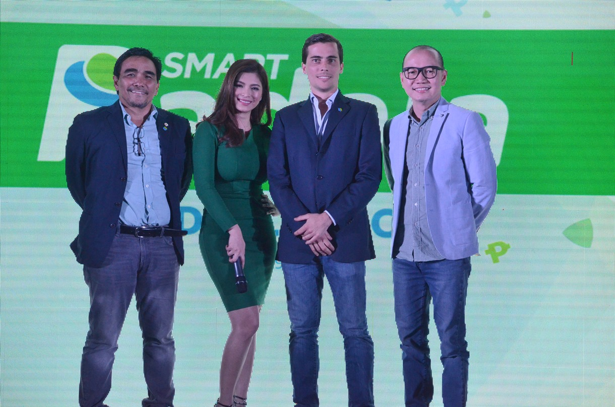 Smart Padala strengthens leadership in remittance,  launches new campaign with Angel Locsin as brand ambassador