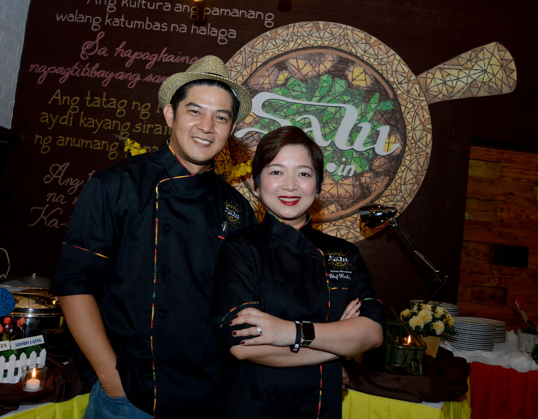 A GASTRONOMIC JOURNEY FOR REAL PINOY CRAVINGS