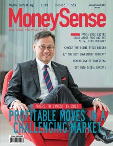 MoneySense First Quarter 2017 Issue