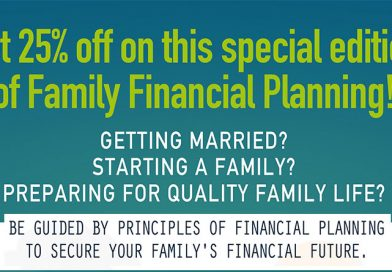 Family Financial Planning Aug 26, 2017 1:30-5:30pm Ortigas Foundation Library