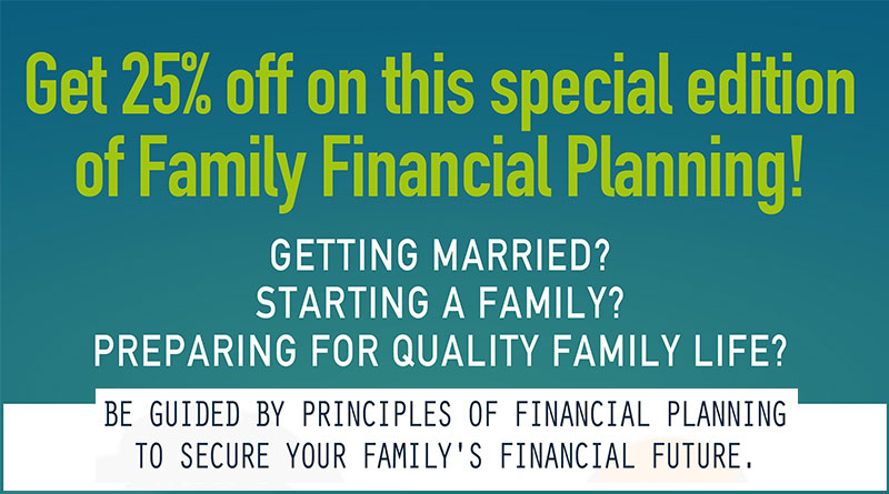 Family Financial Planning Aug 2017 1:30-5:30pm Ortigas Foundation Library
