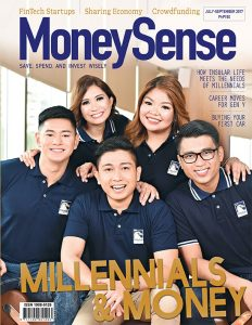 Millennials and Money MoneySense 3rd Quarter 2017 Issue