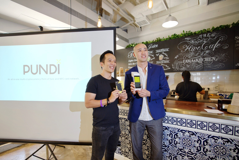 Pundi X launches much awaited Pundi X POS device that can accept cryptocurrency at Hong Kong's FAMA Group, eyeing the Philippines and the rest of Asia for further expansion