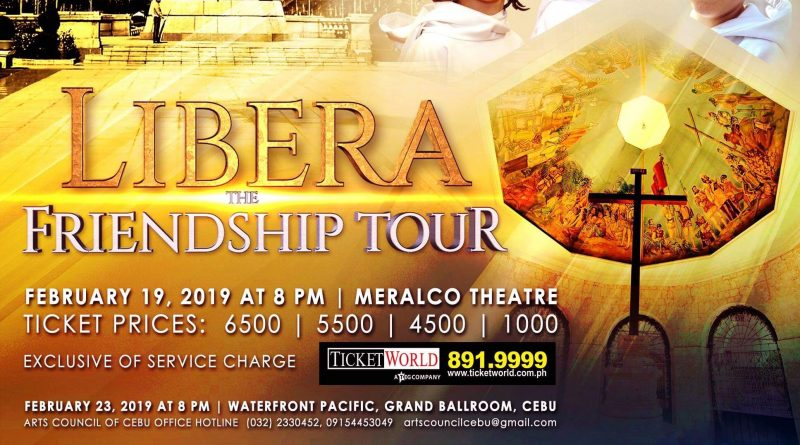Libera Boys Choir Poster