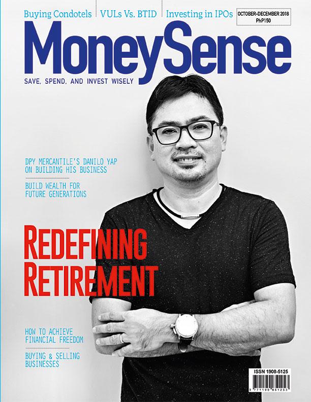 MoneySense Q4 2018 Cover