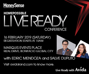 Avida HOMEPOSSIBLE: Live Ready Conference ad
