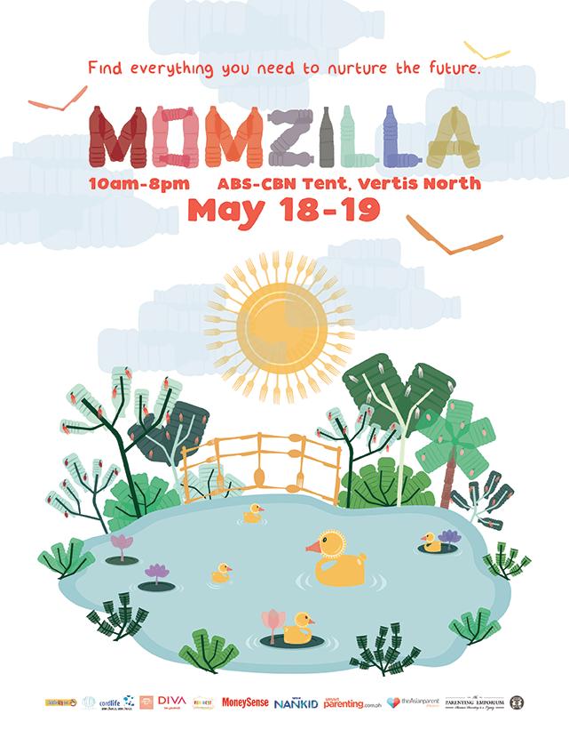 Momzilla May 18-19, 2019 ABS-CBN Tent, Vertis North